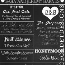 1000 Ideas About Wedding Program Chalkboard On Emasscraft Org