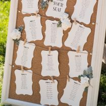 1000 Ideas About Wedding Seating Board On Emasscraft Org