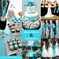 1000 Images About Black White And Turquoise Wedding On Emasscraft Org