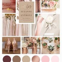1000 Images About Blush Rose Gold Wedding On Emasscraft Org