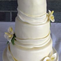 1000 Images About Calla Lily Wedding Cakes On Emasscraft Org