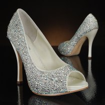 1000 Images About Cinderella Wedding Shoes On Emasscraft Org