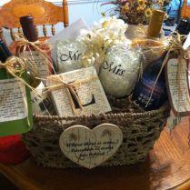 1000 Images About Diy Wedding Wine Basket Ideas On Emasscraft Org