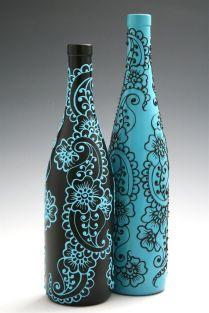 1000 Images About Diy Wine Bottle Crafts On Emasscraft Org