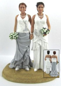 1000 Images About Gay And Lesbian Wedding Cake Toppers On Emasscraft Org