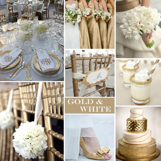 1000 Images About Gold And White Wedding On Emasscraft Org