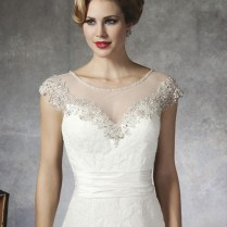1000 Images About Illusion Neckline Wedding Dresses On Emasscraft Org