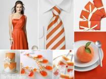 1000 Images About Orange & White Wedding On Emasscraft Org