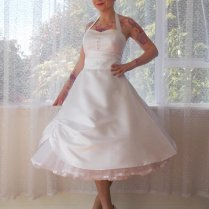 1000 Images About Pin Up Wedding Dresses On Emasscraft Org