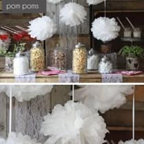 1000 Images About Pom Poms Wedding On Emasscraft Org