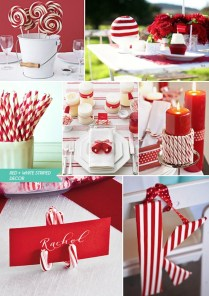 1000 Images About Red & White Christmas Party Ideas On Emasscraft Org