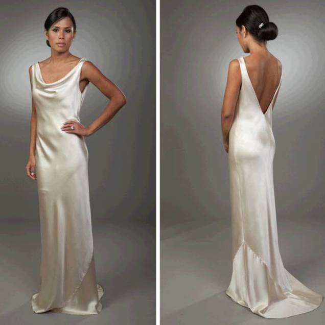 1000 Images About Silk Satin Dresses On Emasscraft Org