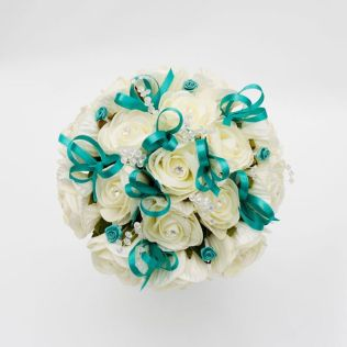 1000 Images About Tiffany Blue & Turquoise Bouquet On Emasscraft Org