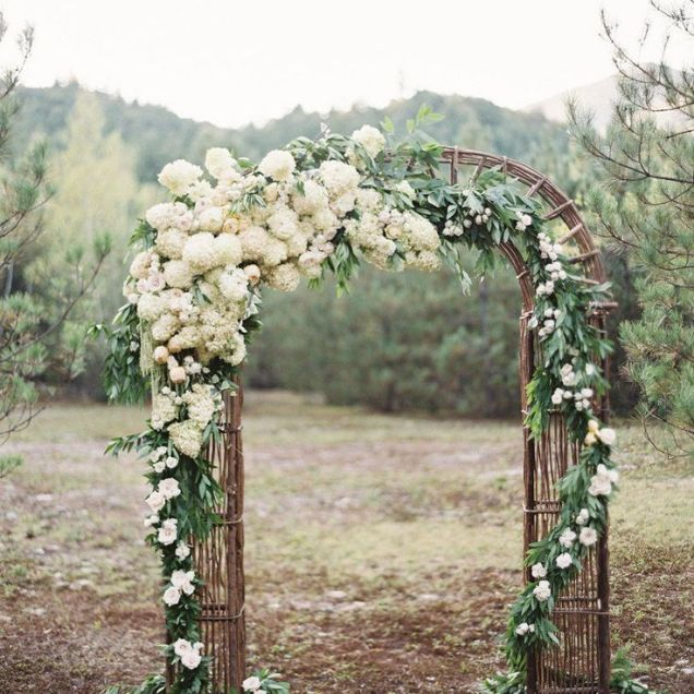Wedding Arches For Sale: Wooden Wedding Arch For Sale