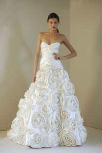 1000 Images About Wedding Dresses With Roses & Flowers On Emasscraft Org