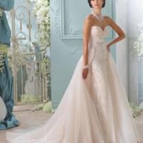 2016 David Tutera For Mon Cheri Wedding Dresses
