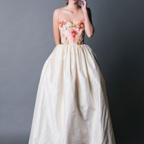 20 Floral Wedding Dresses That Will Take Your Breath Away Chic