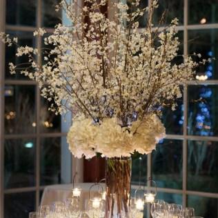 20 Truly Amazing Tall Wedding Centerpiece Ideas