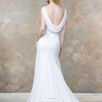 23 Cowl Back Wedding Dresses A Hip Trend For Glamorous Style