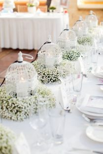 25 Truly Amazing Birdcage Wedding Centerpieces (with Tutrial