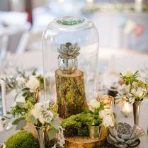 35 Dreamy Woodland Wedding Table Décor Ideas