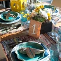 35 Romantic Beach Wedding Table Settings