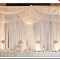 3 6m Wedding Decoration Backdrop With Swags Wedding&banquet