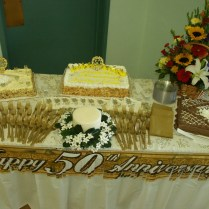 50th Wedding Anniversary Decorations That Touch Your Parents