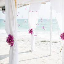 69 Adorable Beach Wedding Arches