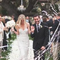 7 Ideas For A Memorable Wedding Exit!