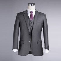 Aliexpress Com Buy 2015 New High Quality Business Suit Dark Grey