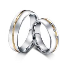 Aliexpress Com Buy Cz Diamond Jewelry Ring Stainless Steel