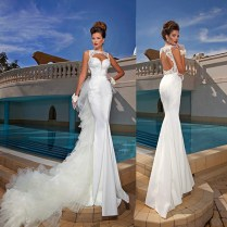 Aliexpress Com Buy Latest Summer Sexy 2015 Mermaid Wedding