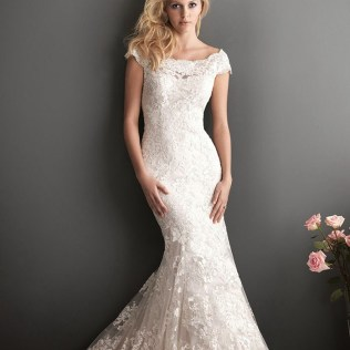 Amazing Lace Mermaid Wedding Dresses 23 For Unique Wedding Dresses