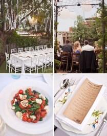 Backyard Fall Wedding Tips & Ideas