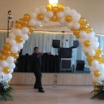 Balloon Centerpieces — Room Decoration Ideas