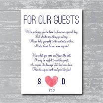 Bathroom Signs Wedding