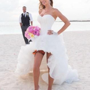 Beach Themed Wedding Dresses Promotion