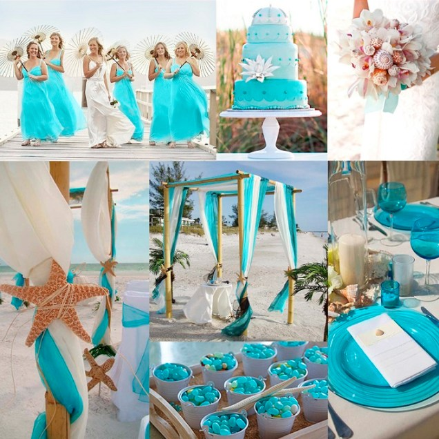Beach Wedding Decorations Ideas
