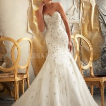Beautiful And Luxury Wedding Gowns