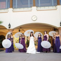 Blue & Purple Wedding Ideas!