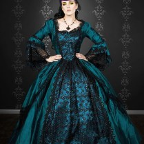 Blue And Black Wedding Dresses Browse Pictures And High Quality