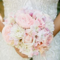 Blush Wedding Flowers On Wedding Flowers With Blush Pink And Gold