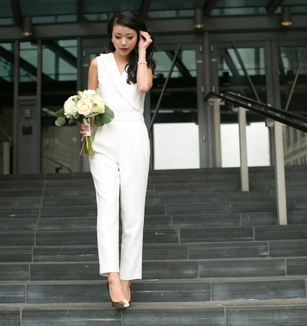 Bridal Jumpsuits And Pantsuits