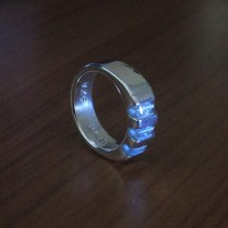 By Innovo Design Tritium Rings, Jewellery And Gadgets