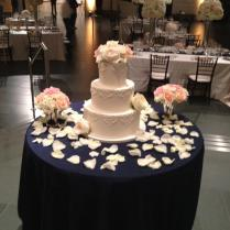 Cake Table Designs Wedding Cake As Dessert Cake Table Decorating