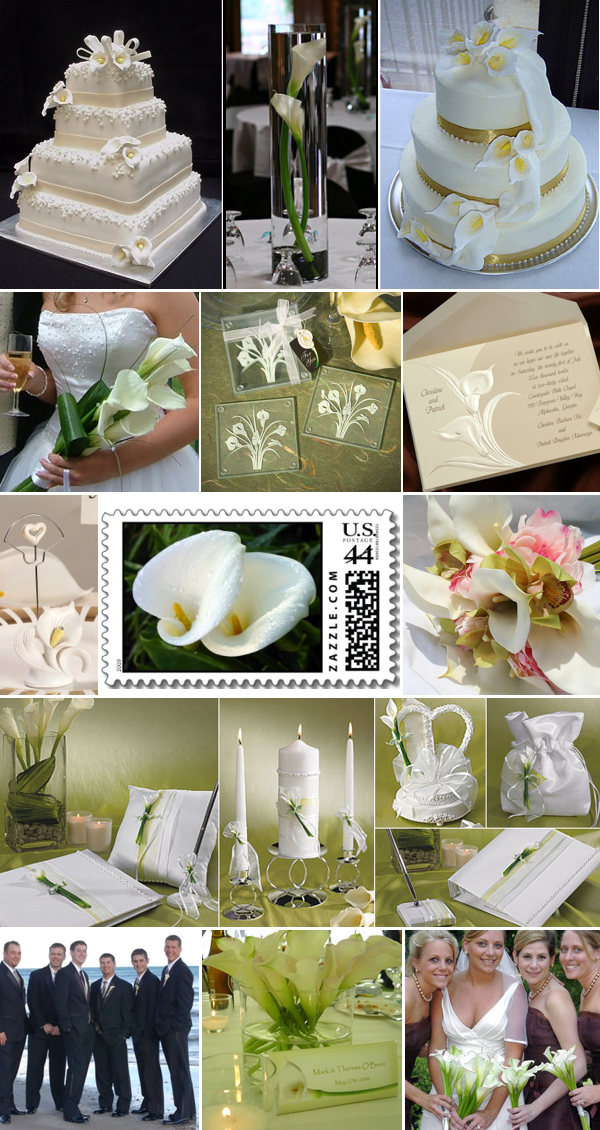Lily Wedding Decorations