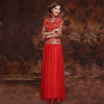 Chinese Wedding Dresses & Suits