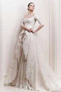 Collection Overskirt Wedding Dress Pictures