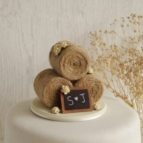 Country Cake Topper